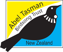 We support the Abel Tasman Birdsong Trust