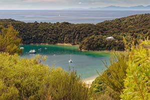 Anchorage, Abel Tasman Coastal Track