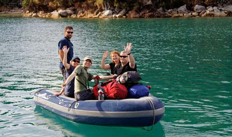 Abel Tasman backpackers & private accommodation accommodation